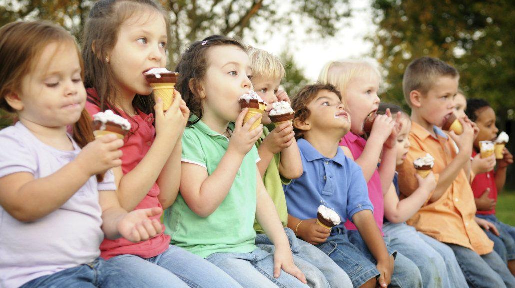 Todo el año es un buen momento para un helado