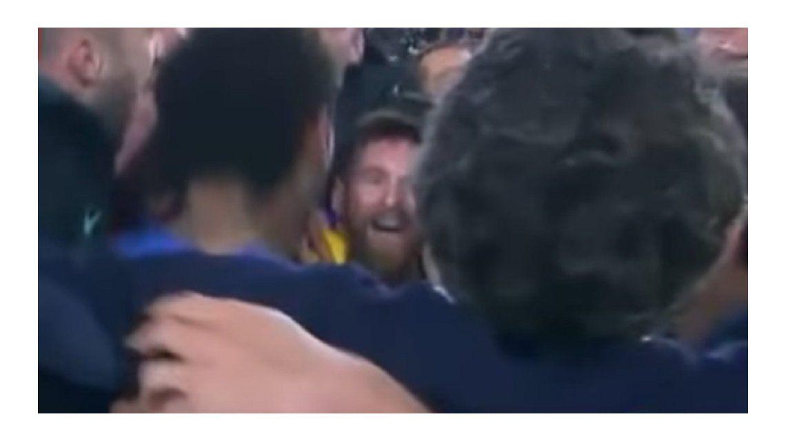 Messi y el amuleto