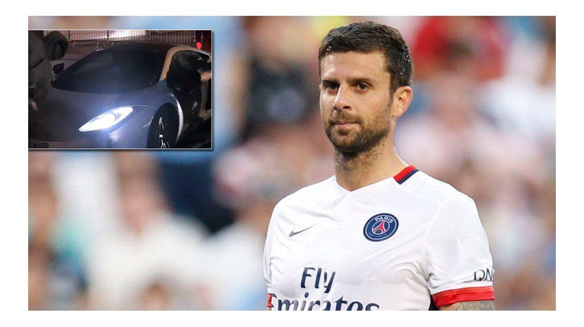 Motta atropelló a un hincha del PSG