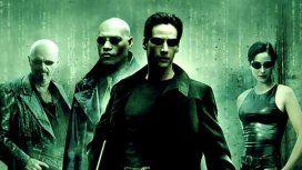 Neo, Morfeo, Trinity y Cypher, los personajes principales de la saga