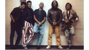 Los Redonditos de Ricota, en la década del 90