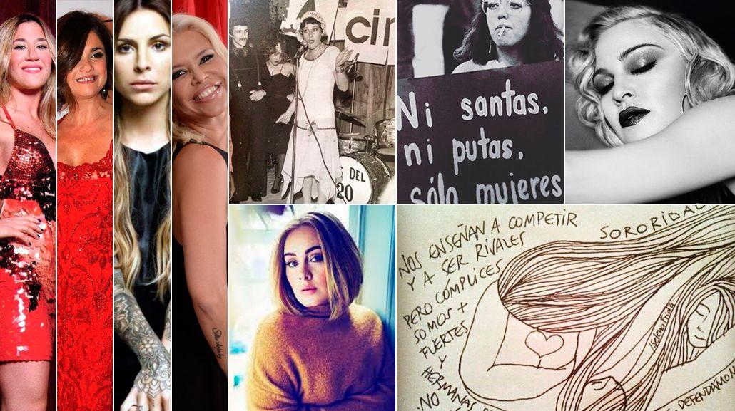 Este 8 de marzo de conmemora el Día de la Mujer