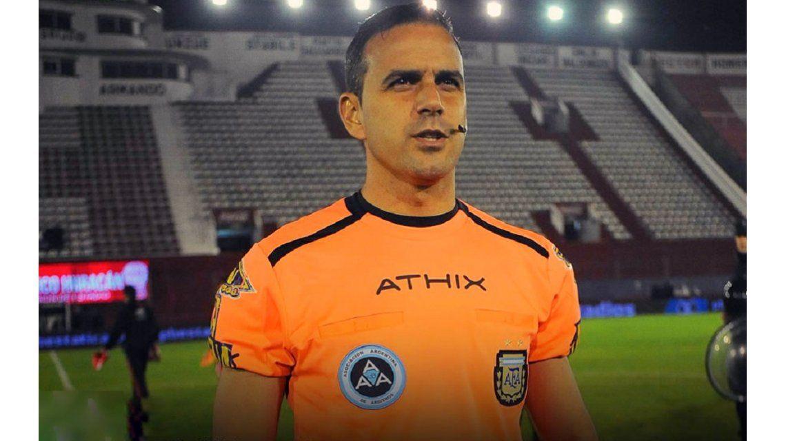Ariel Penel dirigirá a Boca ante Talleres en Córdoba