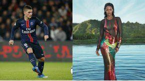 Marco Verratti negó haber estado con Rihanna