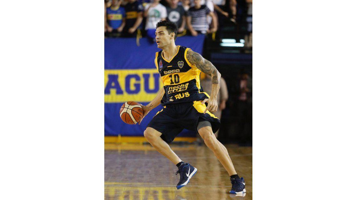 Carlos Delfino en Boca