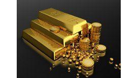 Un bitcoin ya supera el valor de la onza de oro