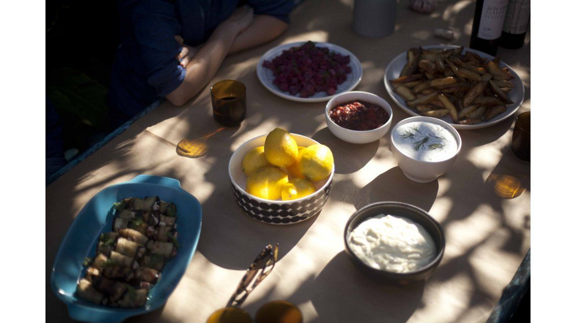 Recetas para solos o en pareja, la cocina práctica de Ximena Sáenz