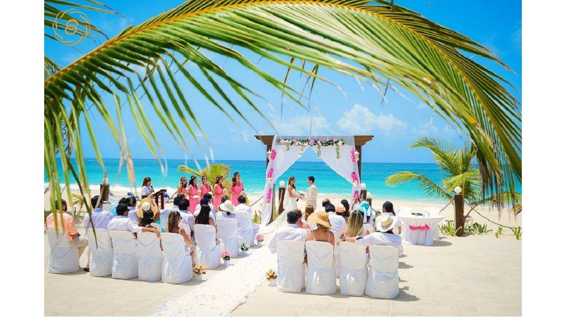 Las fiestas de casamiento en el Caribe se ponen de moda