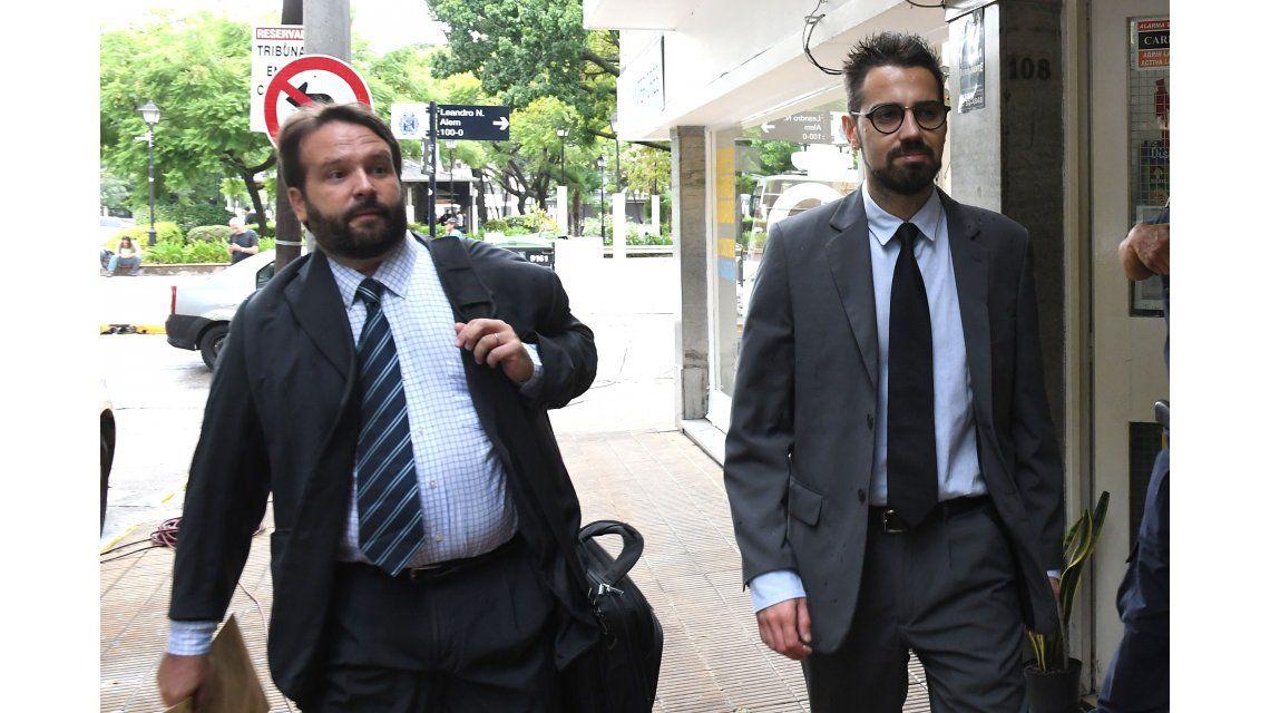 García Aliverti fue condenado a cuatro años de prisión