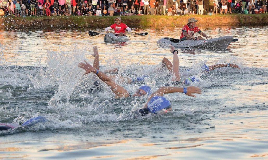 Se realizó en Tigre una nueva edición del IronMan, el triatlón más exigente del mundo