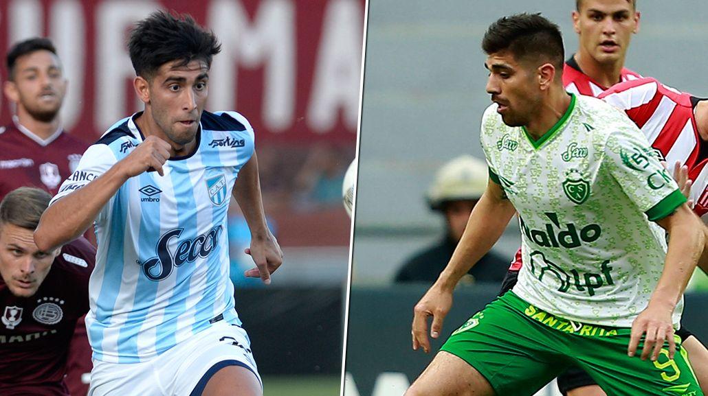 Atlético Tucumán ganó y hunde a Sarmiento