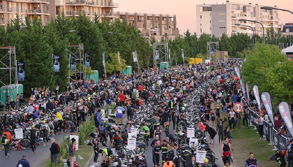 Miles de participantes coparon las calles de Nordelta