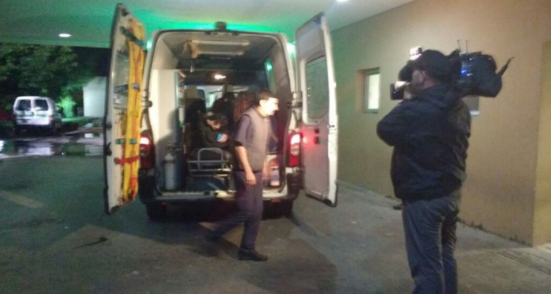 Dos muertos en el reciltal del Indio - Crédito:@AgenciaElVigia