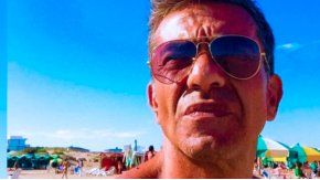 Este es Juan Manuel Ferrari. Estuvo desaparecido una semana.