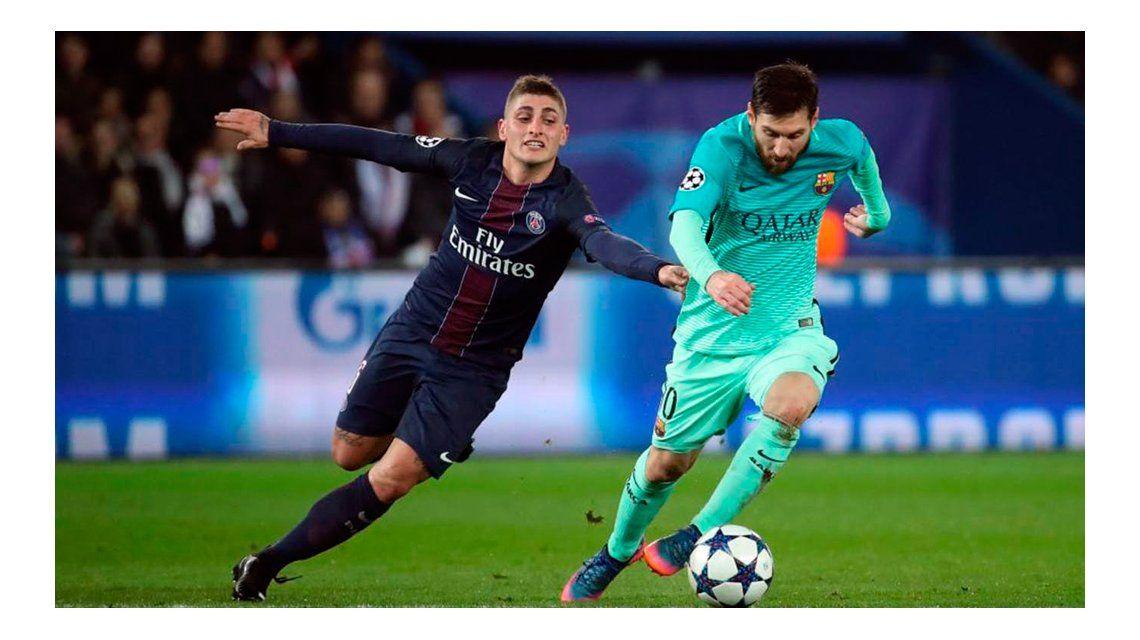 Domenech a Messi en la previa del PSG: Ya no tiene la energía de sus 20 años