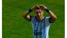 Zampedri, el hombre gol de Atlético Tucumán