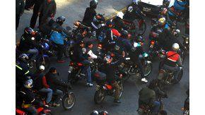 Se viene una marcha de motoqueros en la Ciudad