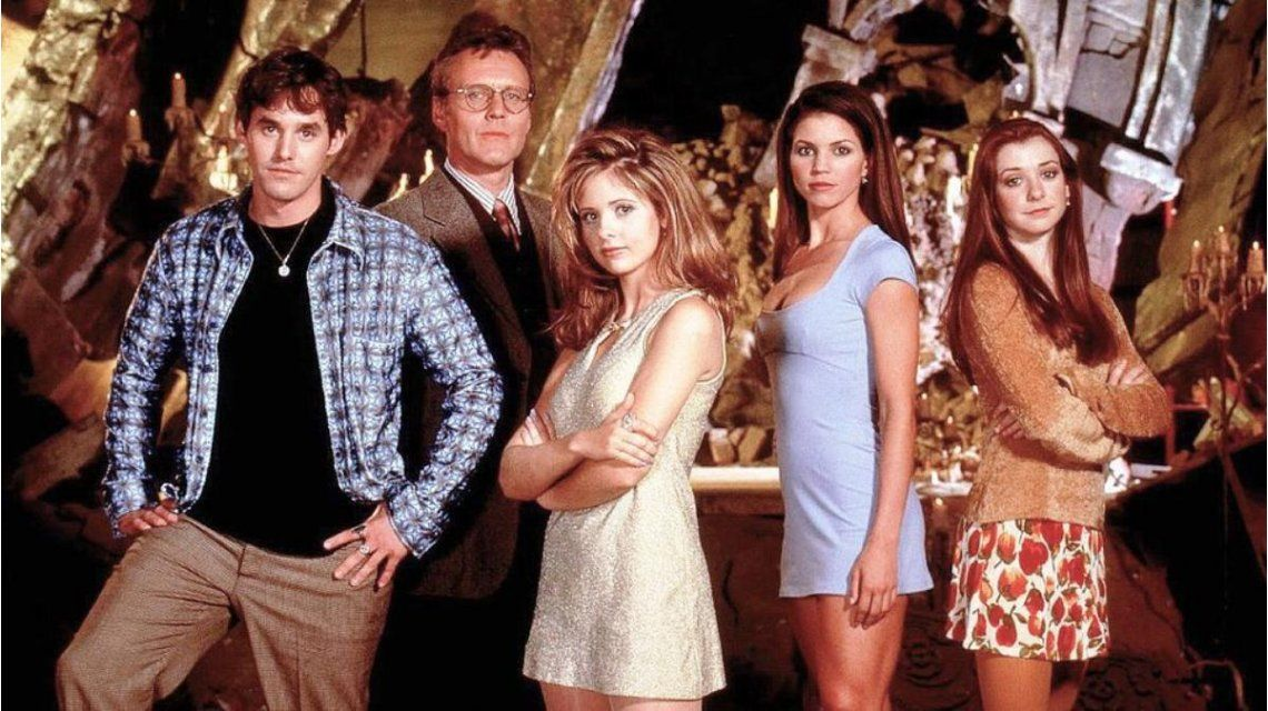 Mirá cómo está ahora los protagonistas de Buffy