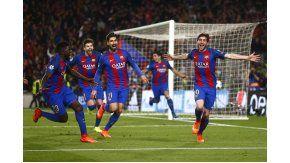 Barcelona logró una hazaña histórica