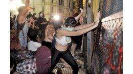 Repudio por las detenciones durante el paro de mujeres