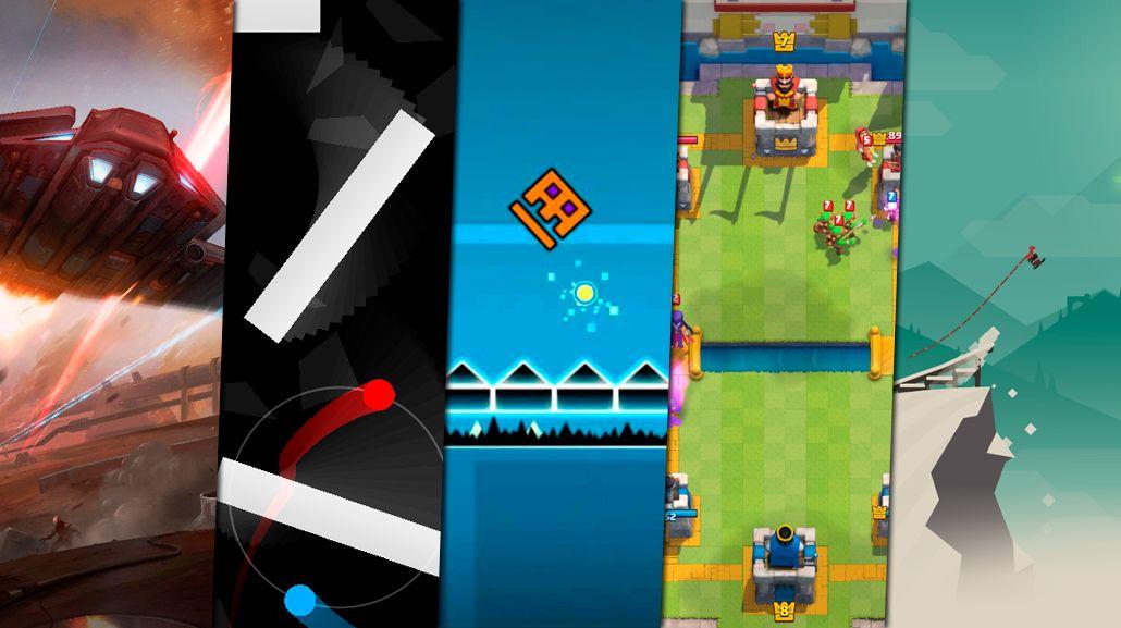 Juegos adictivos para tu smartphone