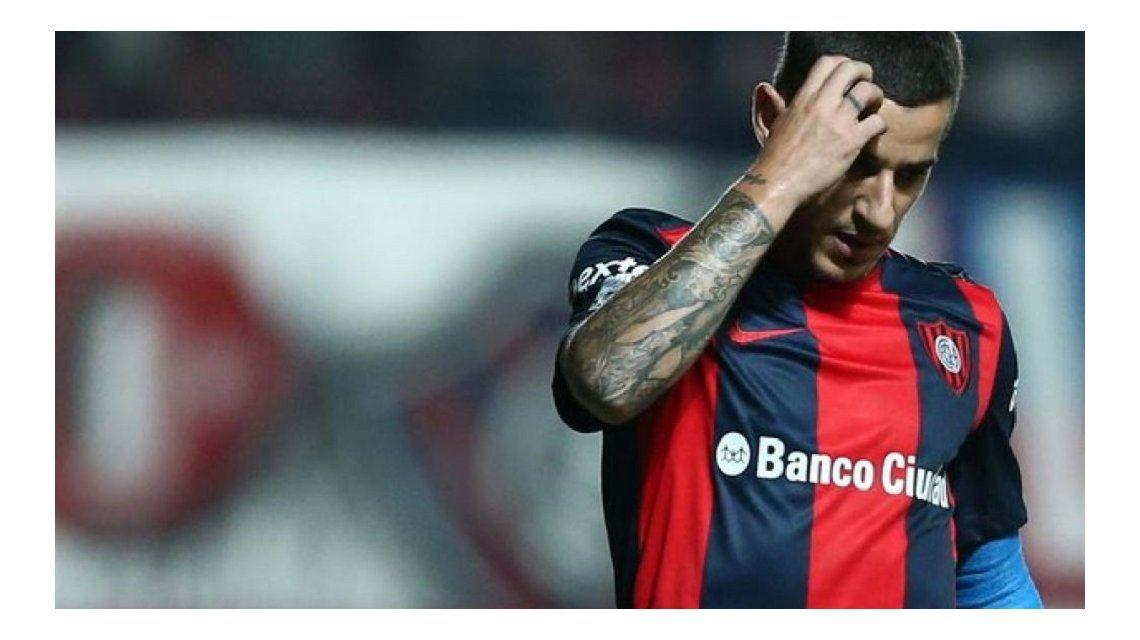 El lamento de Romagnoli por no ser convocado ante Flamengo