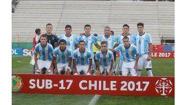 La Selección Argentina Sub 17 no va al Mundial