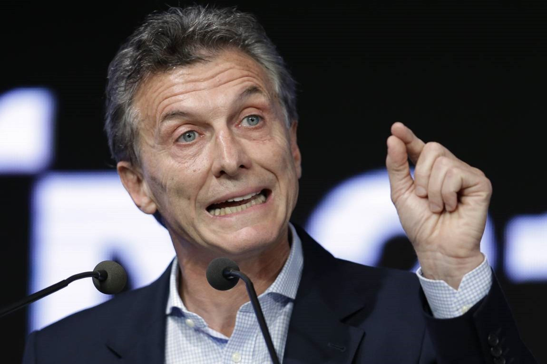 Macri: Estamos haciendo lo que nadie se animó a hacer
