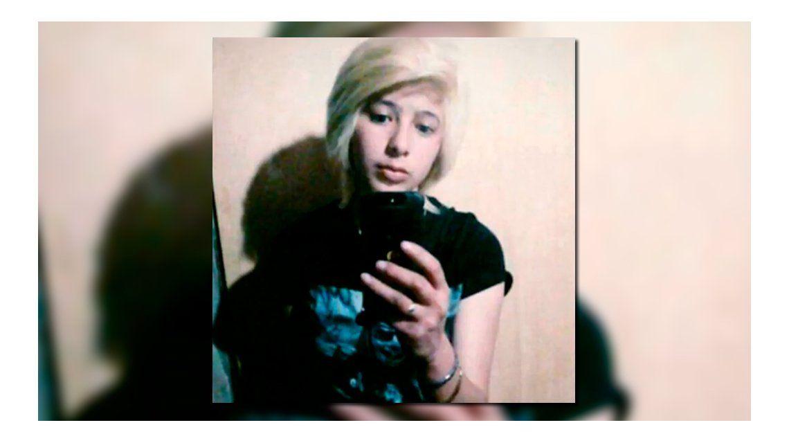 Esta era Francisca López de 19 años