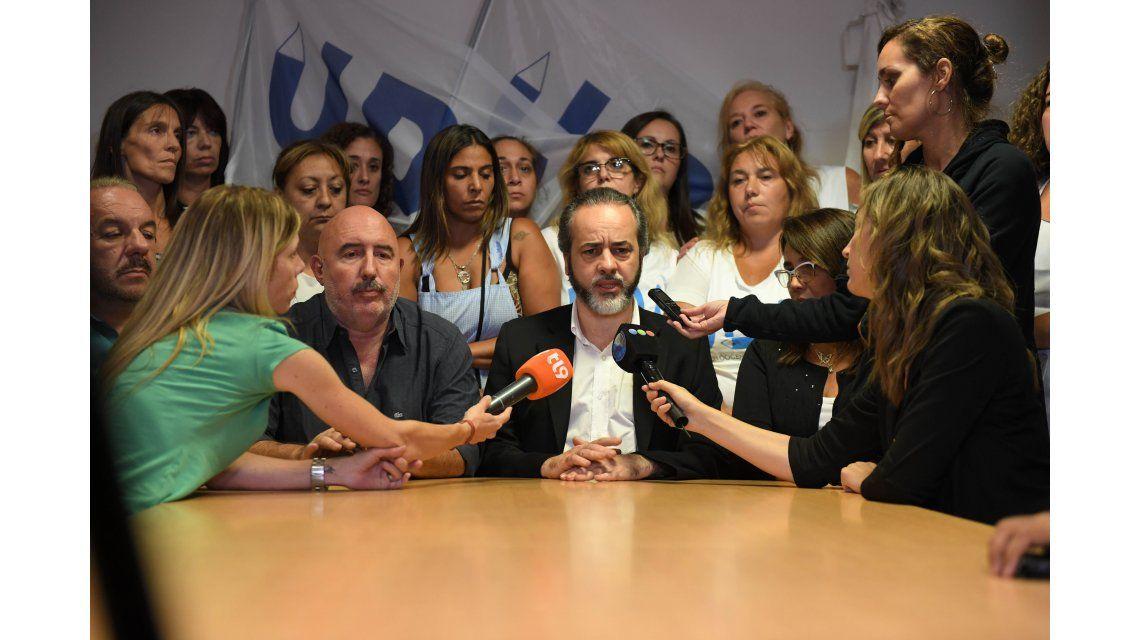 Cuarto intermedio en la negociación con los docentes porteños