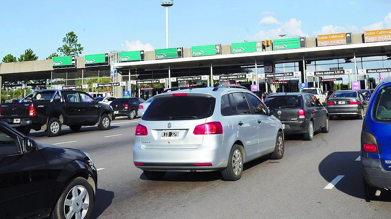 Desde este miércoles rige un nuevo aumento en los peajes de las autopistas porteñas