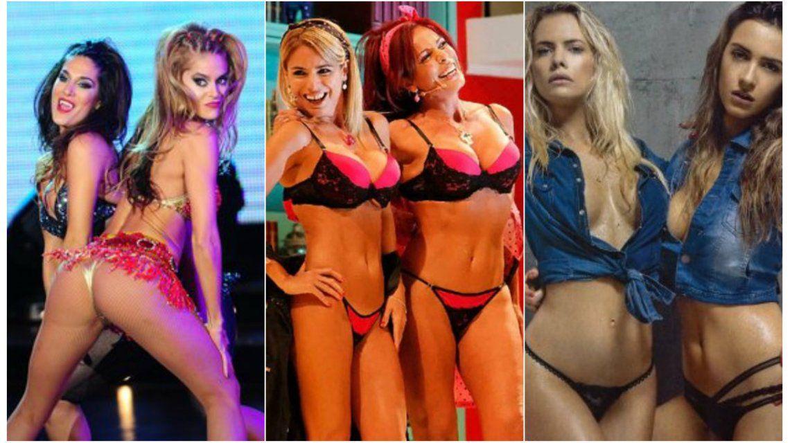 Votá a la pareja de hermanas más sexies