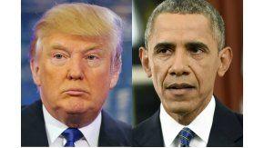 Trump acusó a Obama de grabar sus comunicaciones