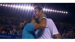 Del Potro y Djokovic en Acapulco