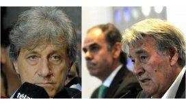 Sergio Marchi, Javier Medín y Armando Pérez