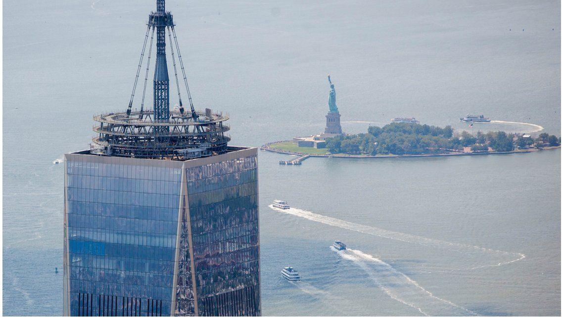Las cinco mejores vistas de Nueva York