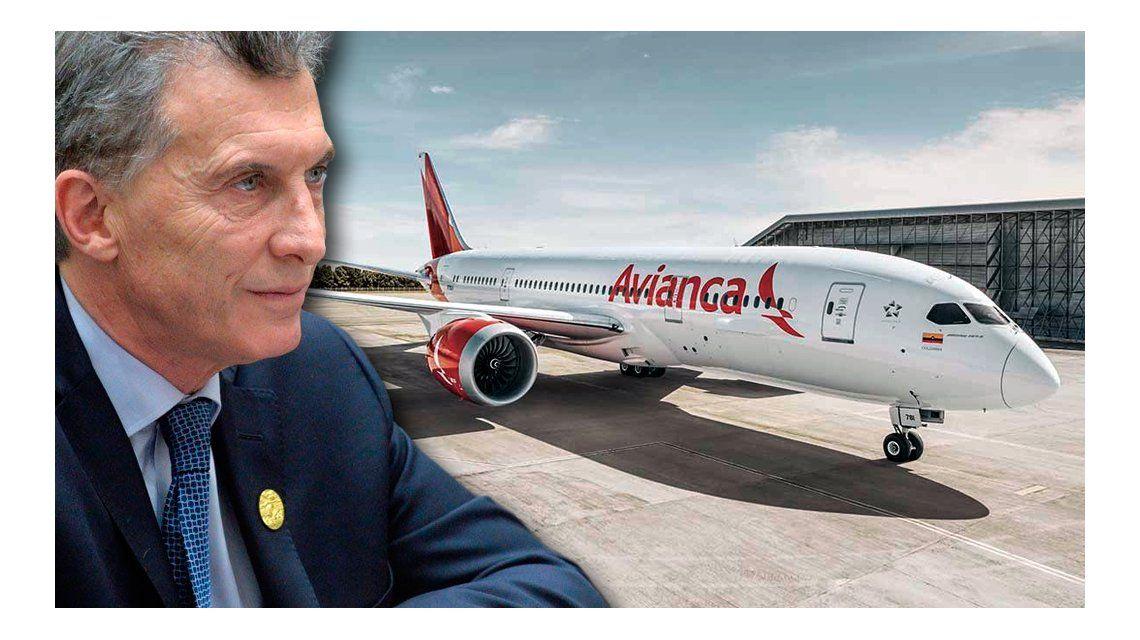 Avianca: Di Lello imputó a Macri por irregularidades en la explotación del espacio aéreo