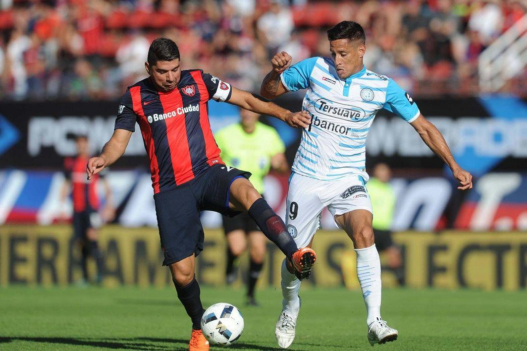 San Lorenzo y Belgrano