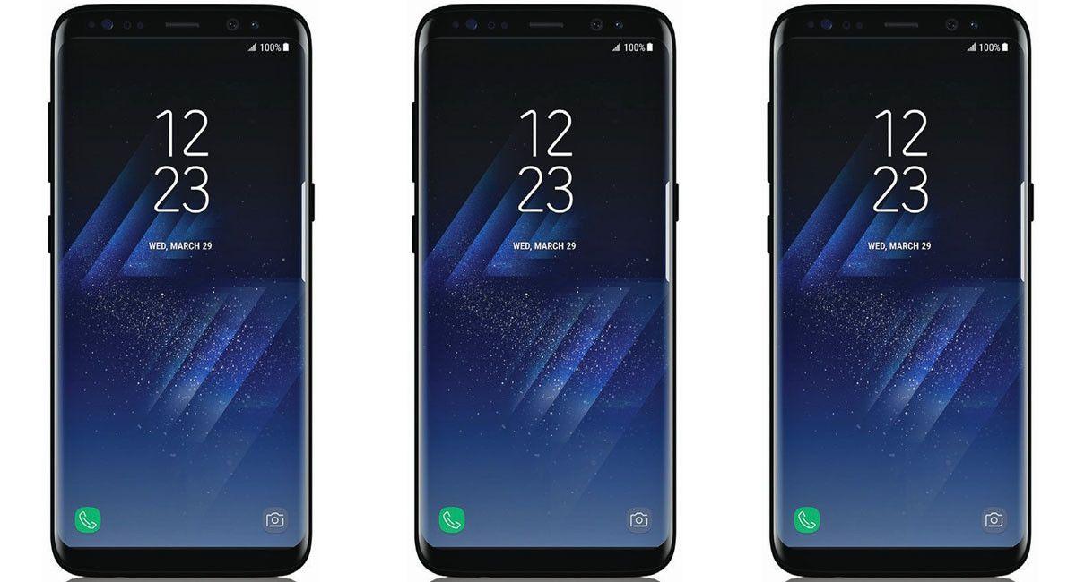 Se filtró una foto en alta calidad del nuevo Samsung Galaxy S8