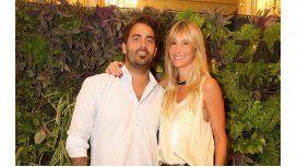 Sole Solaro, feliz con su nuevo novio en un evento de Sofía Zámolo