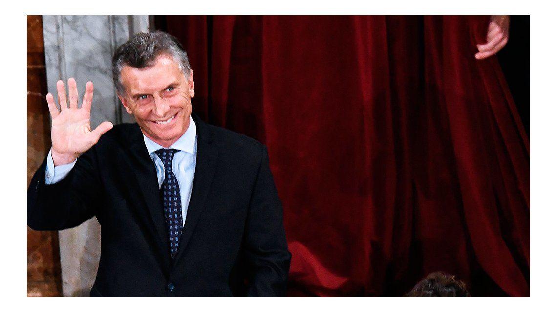 Las frases más destacadas de Macri en el Congreso
