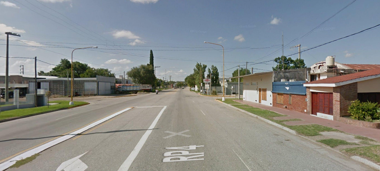 Una abuela murió tras ser golpeada por el espejo de un vehículo