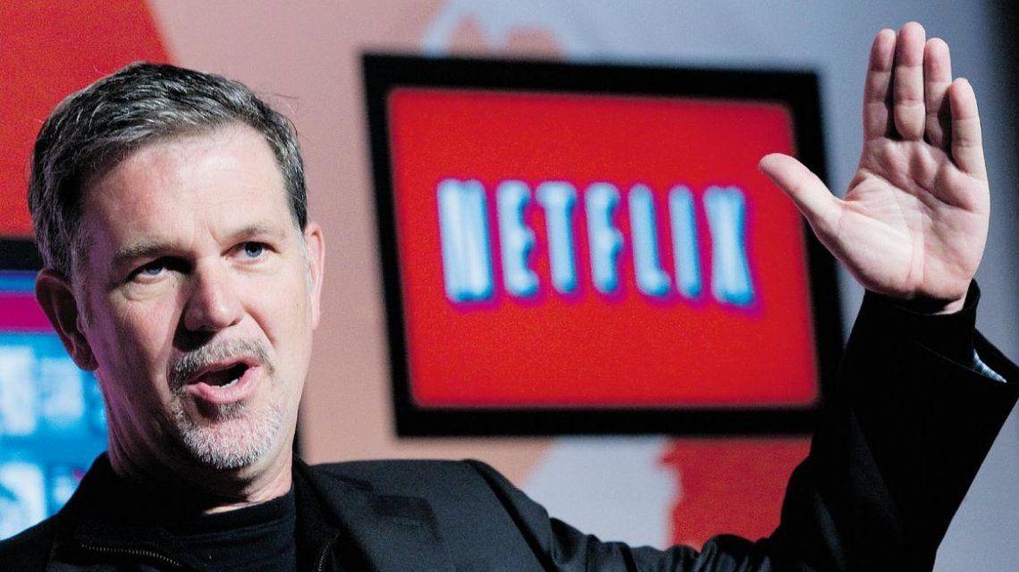 El CEO de Netflix estuvo presente en el Mobile World Congress