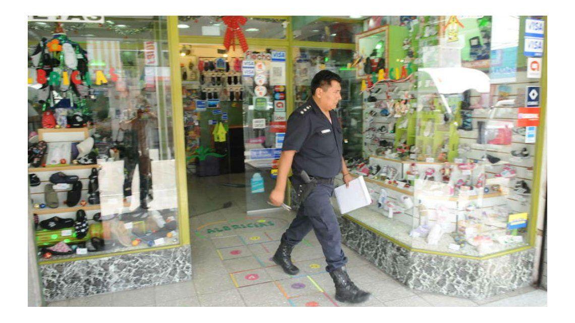 Los comerciantes armaron el grupo para conectarse de forma rápida con la policía