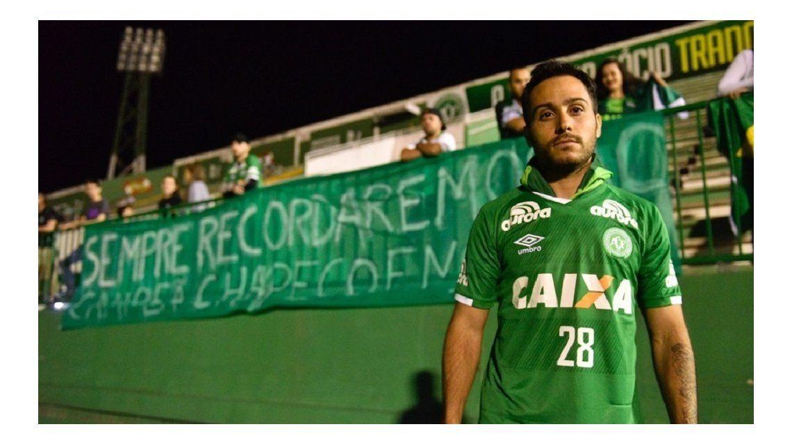 El argentino Martinuccio no viajó en el avión de la tragedia de Chapecoense
