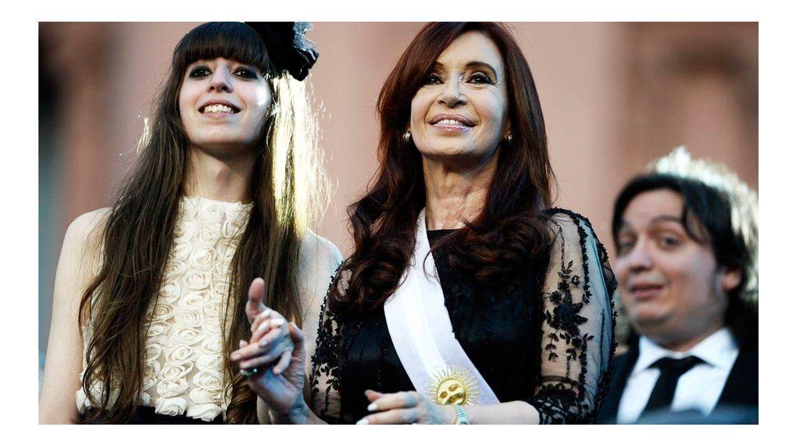 Cristina Kirchner pidió la exención de prisión para su hija Florencia