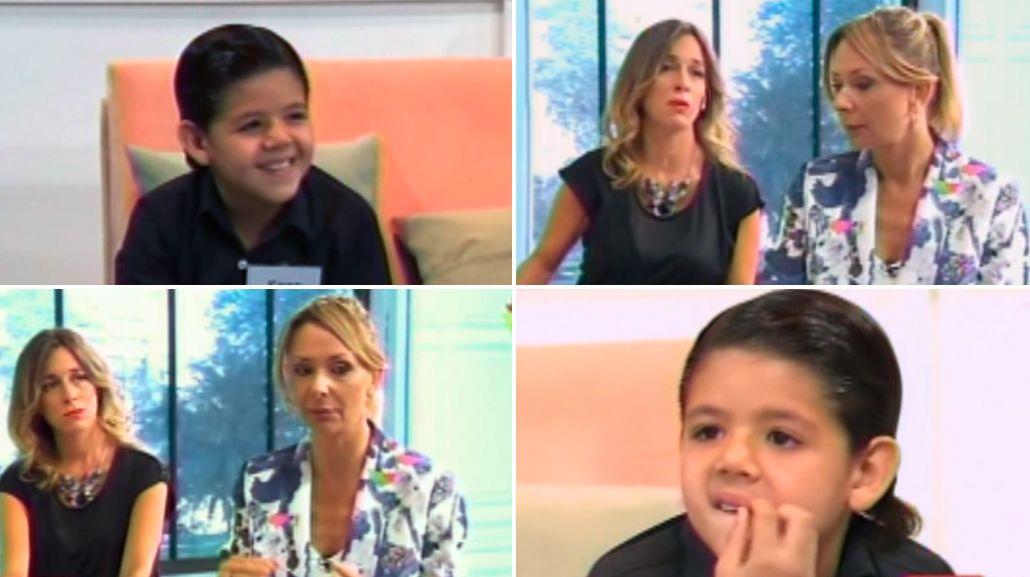 VIDEO: La inesperada respuesta de un nene sobre el paro docente