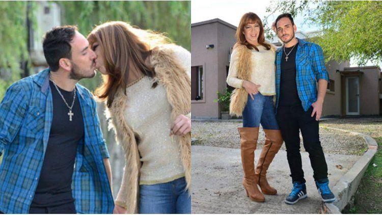 Lizy Tagliani ya no está de novia con quien le robó