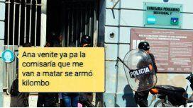 El mensaje de uno de los presos de Pergamino: Se armó quilombo