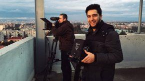 Khaled Khateeb, impedido de concurrir a los Oscars